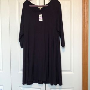 Style & Co Purple Dress